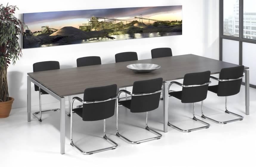 HUISLIJN Huislijn vergadertafel 320x160 cm. Max. 12 personen