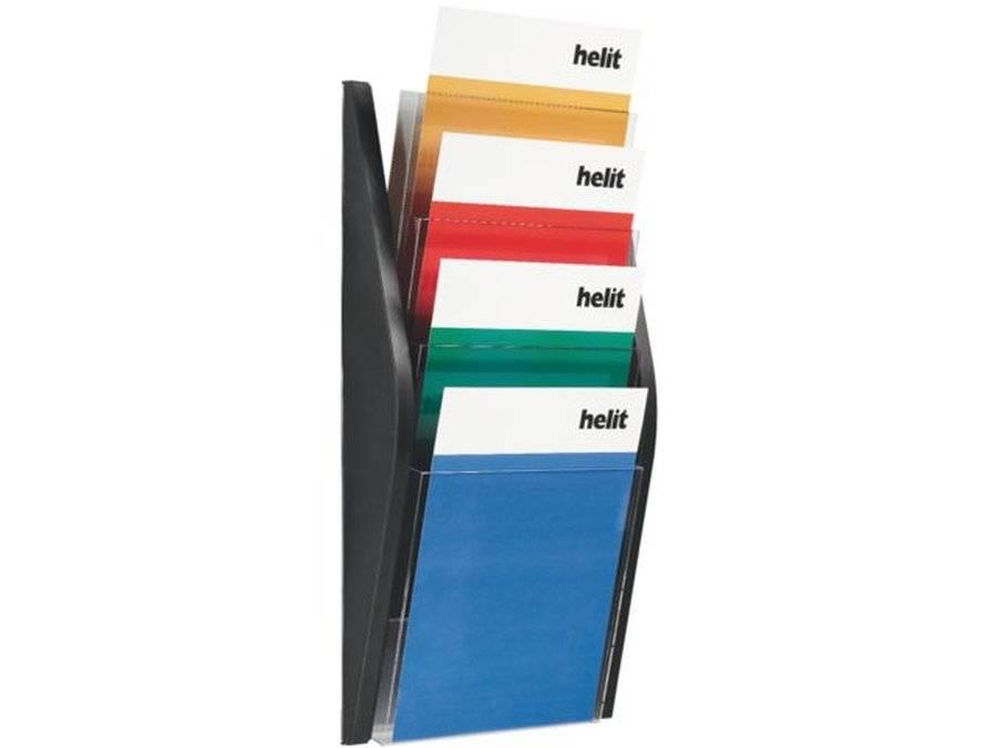 Multi Meubel Folderhouder 4xA4