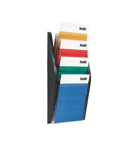 Multi Meubel Folderhouder 4xA5 - Folderrekken