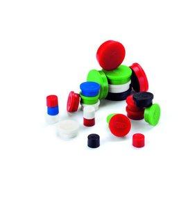 Magneten 10 stuks ROND 10MM - Whiteborden en Prikborden