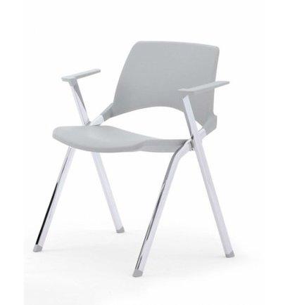 Multi Meubel Kerkstoel model A140 - Kunststof stoelen