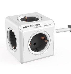 Multi Meubel Power Cube - Opbouw stekkerdozen