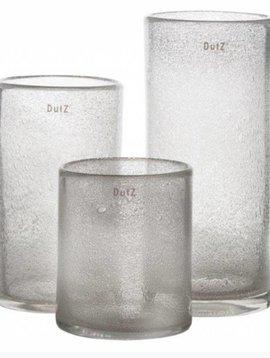 DutZ Cilinder vazen bubbels