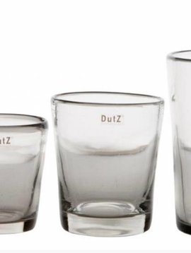 DutZ Conic vases clear