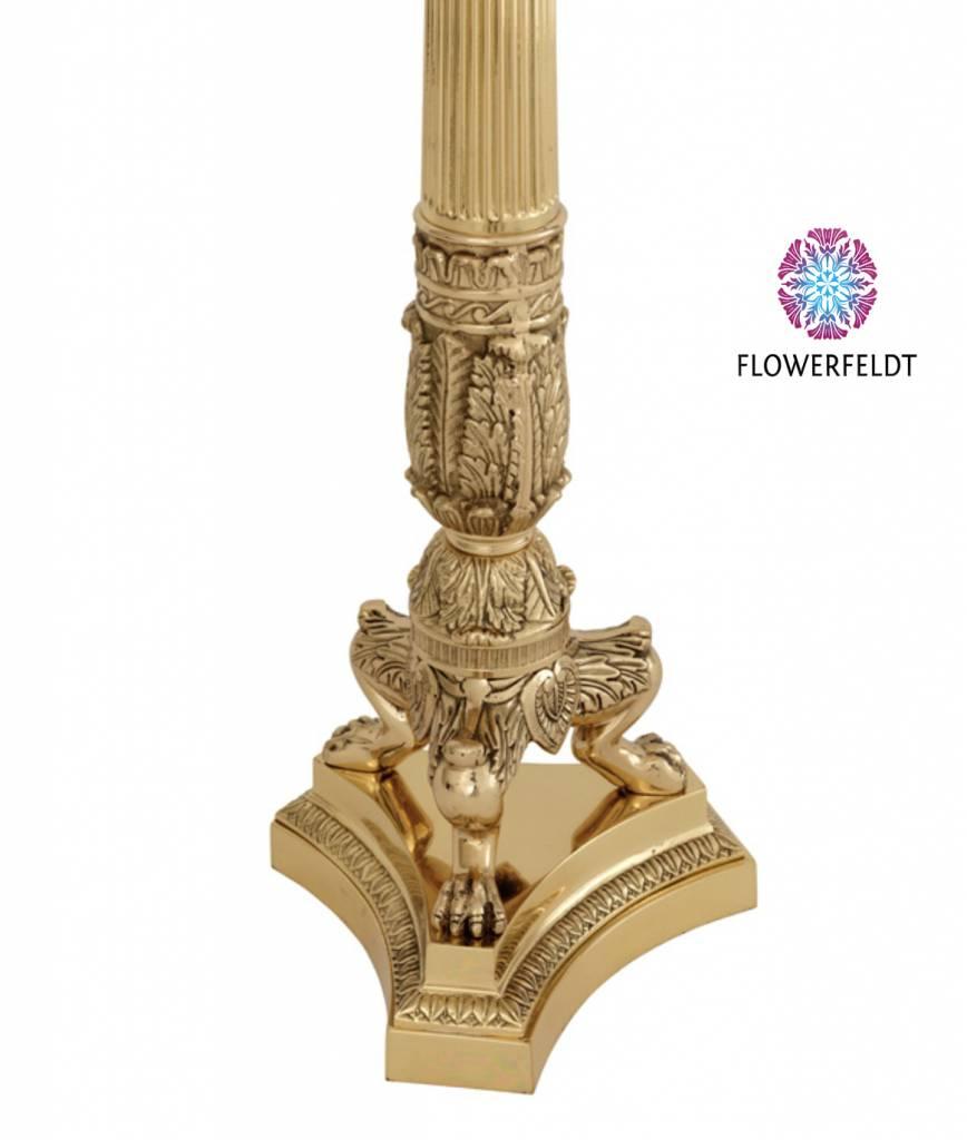 Eichholtz Candle holder gold Jefferson - H79 cm