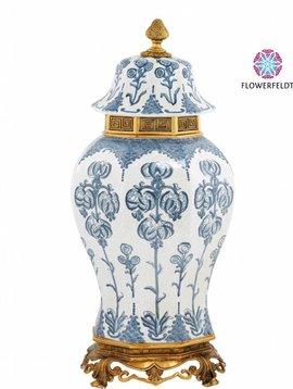 Eichholtz Vase Debussy Blue