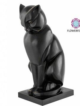 Eichholtz Bronze Katze