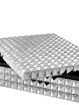 Eichholtz Jewel Box silver Viviënne