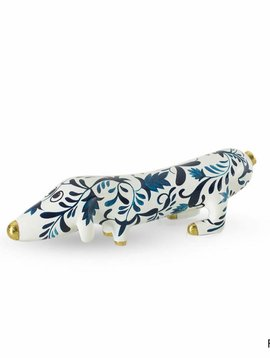 Niloc Pagen Hot Dog Delfts Blue