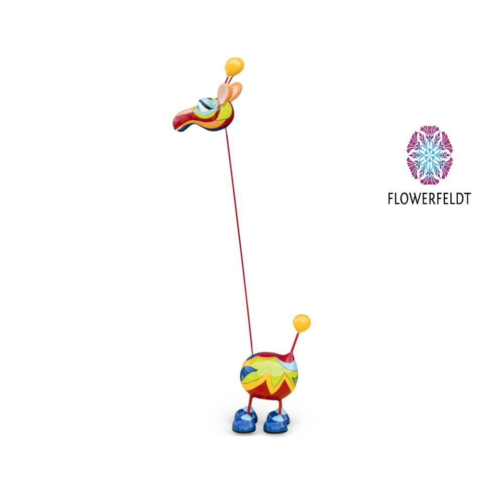 Mia Coppola Crazy Giraffe cartoon design - H41 cm / H75 cm/ H138 cm