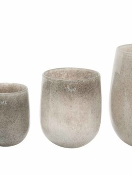 DutZ Barrel new grey vases