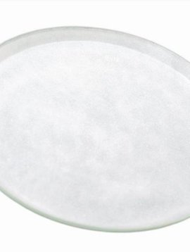 DutZ Plate white glass