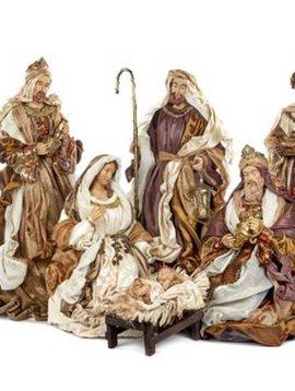 Goodwill Luxe kerststal Goodwill