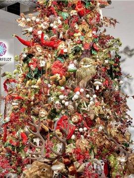 Goodwill Wand Weihnachtsbaum Woodland