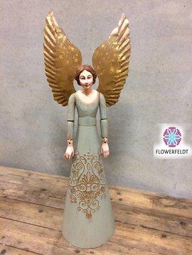 Angel figure green