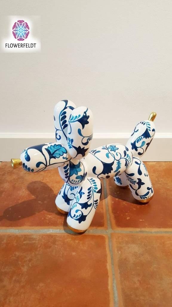 Niloc Pagen Balloon Dog Delfts Blue