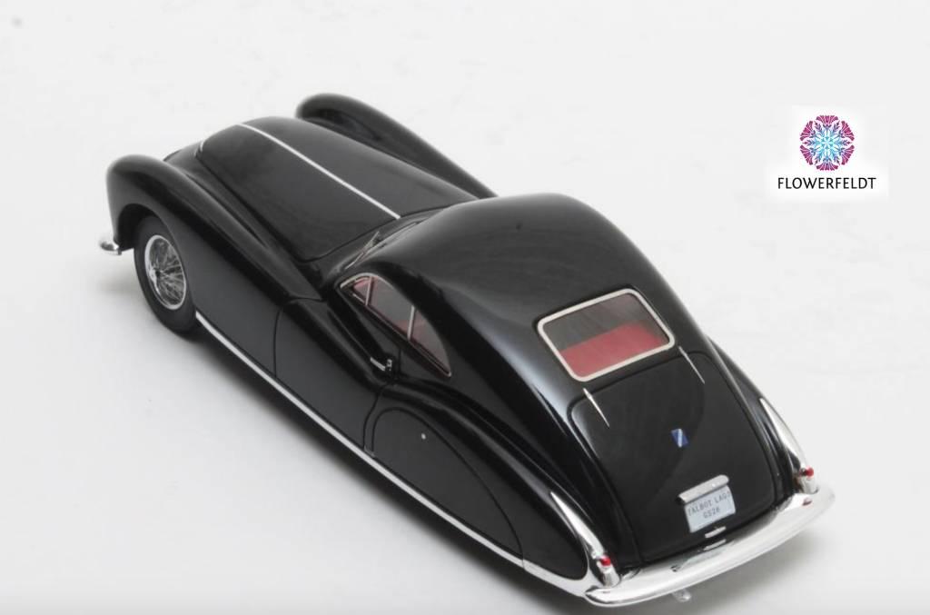 Matrix Talbot Lago T26