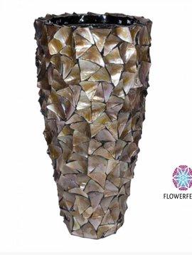 Shell vase Monaco L
