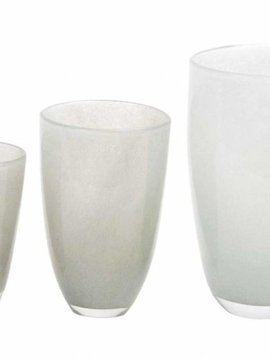 DutZ Flower vases soft grey
