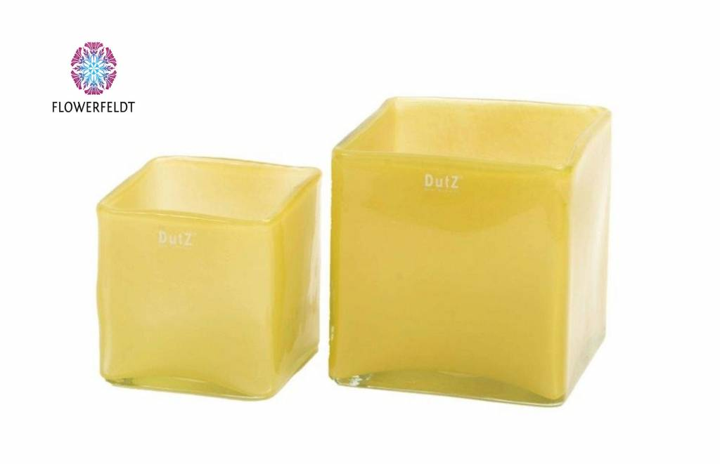 DutZ Pot square mustard