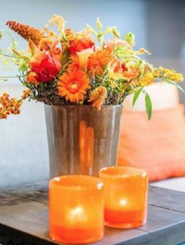 DutZ Votive orange