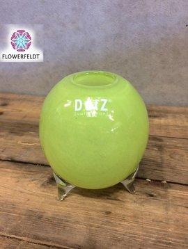 DutZ Evita ball vase Light green