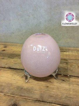 DutZ Evita ball vase Old rose
