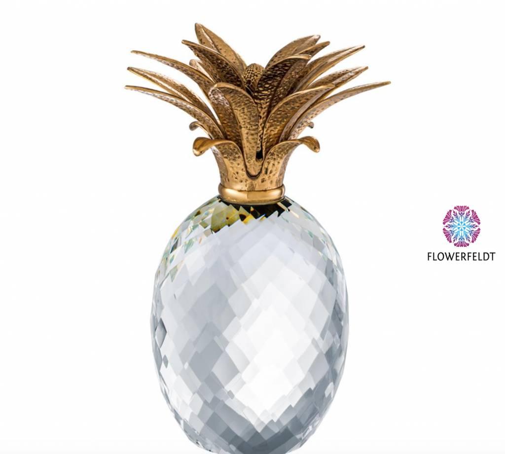 Eichholtz Crystal  pineapple - H30,5 cm