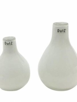 DutZ Vase Bistro white