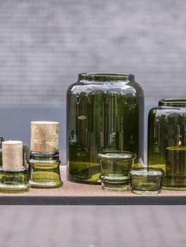 DutZ Vase Longo jar olive