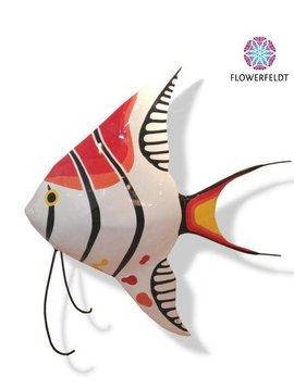 Sunfish sculpture red