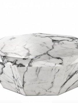 Eichholtz Coffee table Diamond white