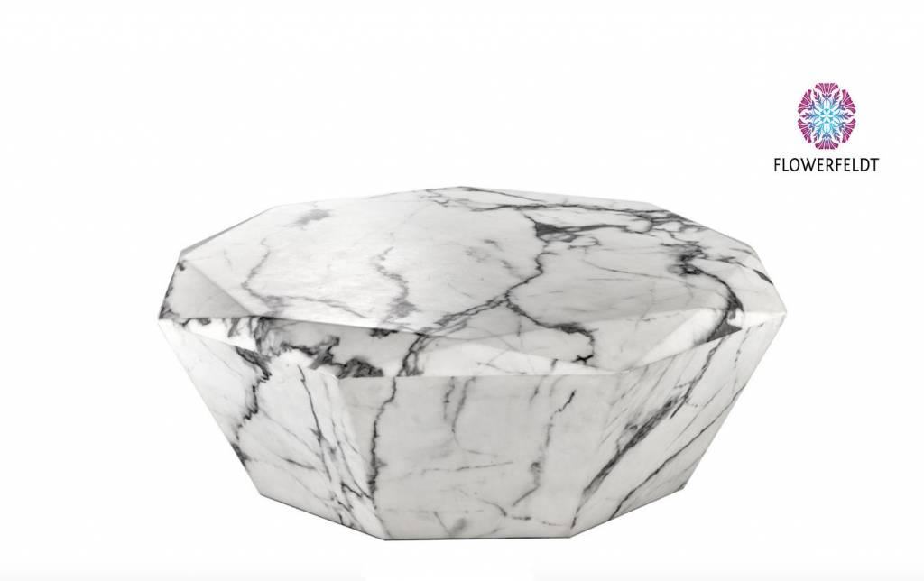 Eichholtz Witte coffee table Diamond white
