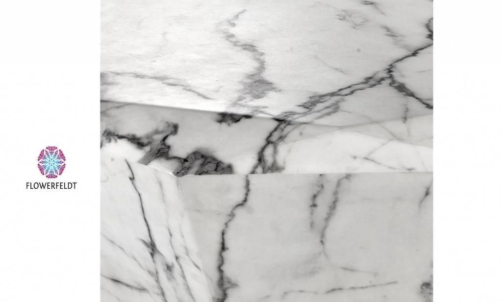 Eichholtz Marble coffee table Diamond white