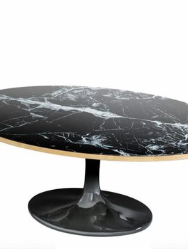 Eichholtz Coffee table Parme oval