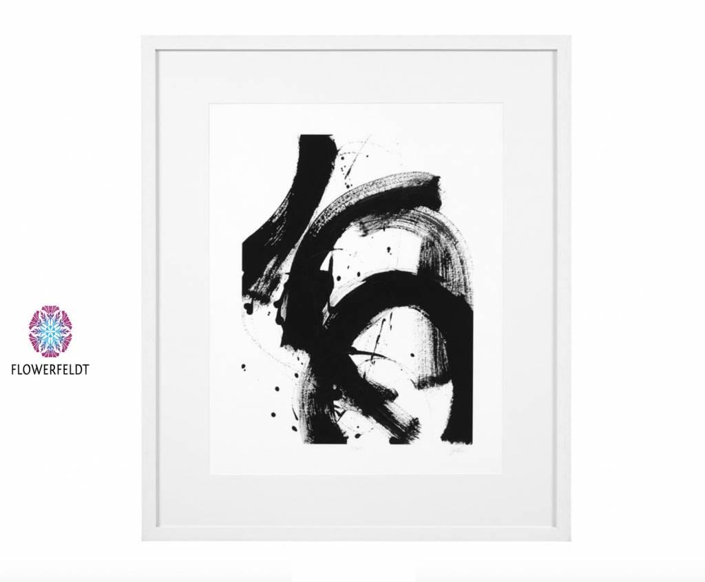Eichholtz Art print Onyx Gesture I