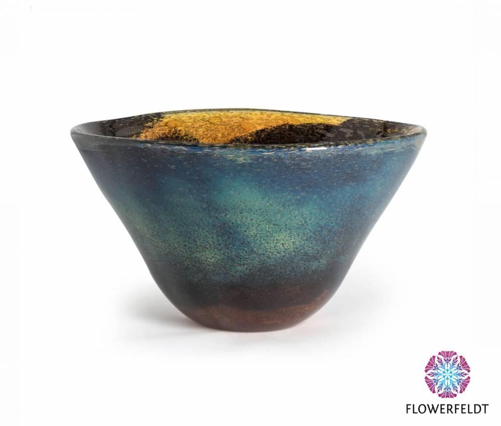 Fidrio Glazen bowl Moonlight