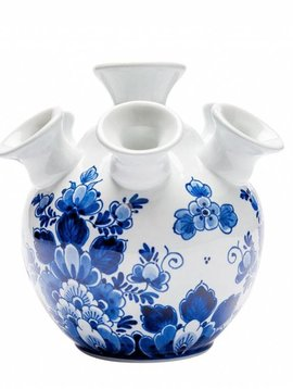 Ball vase delft blue