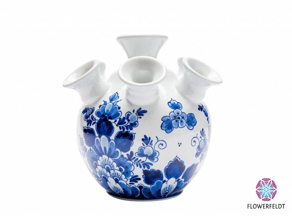 Ball Vase Delft Blue Ball Vases Delft Blue Pottery Flowerfeldt