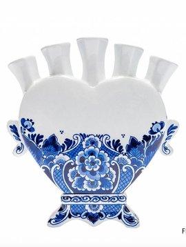 Delfter Vase Herz