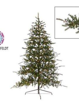Goodwill Muurkerstbomen groen