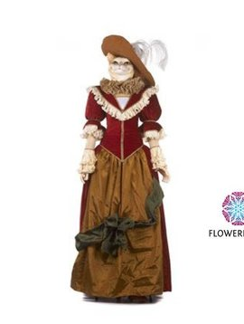 Goodwill Life size doll Lady Musketeer