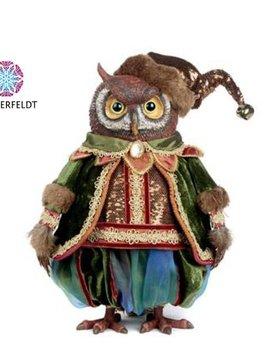 Goodwill Owl doll