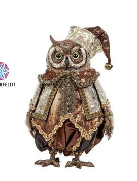 Goodwill Owl soft toy