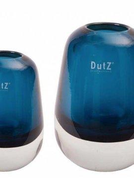 DutZ Vaas lacrima navy blue