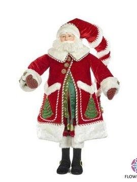 Goodwill Santa doll