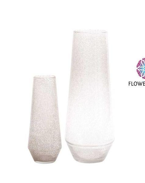 DutZ Vase Nita big clear bubbles - H46 or H64