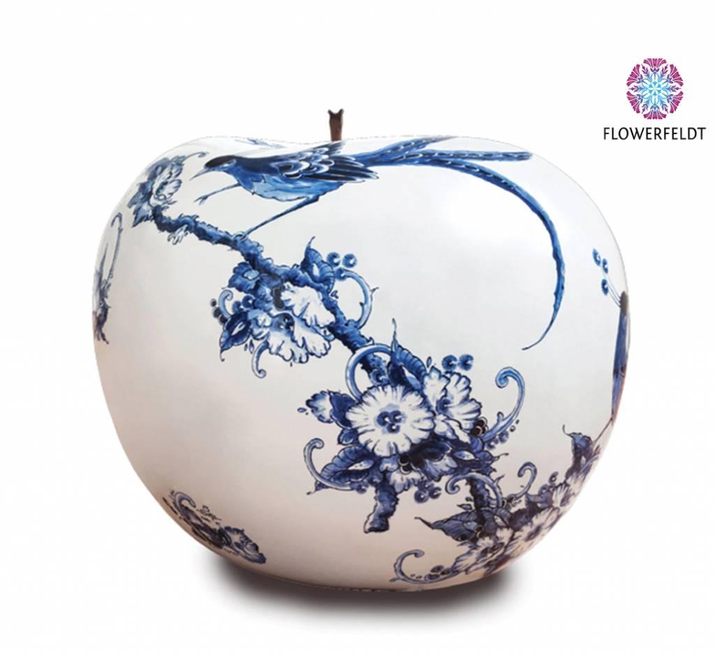 Decoratie appel groot - D85 cm