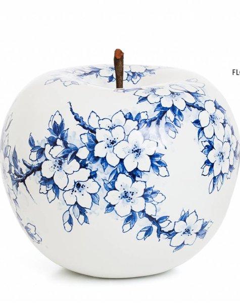 Beeld appel bloesem - D35 cm