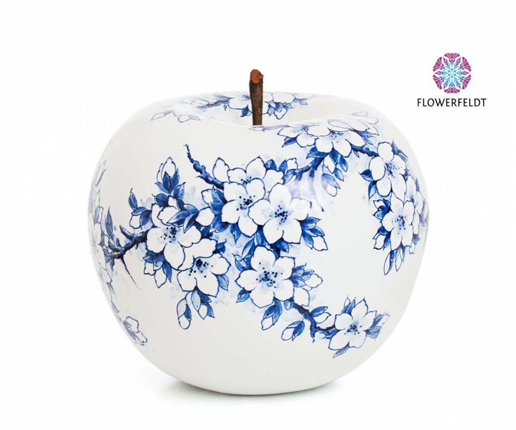 Große Deko Apfel - D35 cm